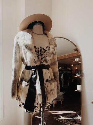 Spritzer Bros Fur Coat
