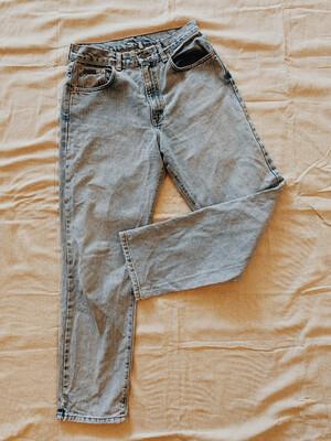 Women Calvin Klein 10 High Rise Mom Jean