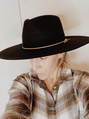 Friends Of Friends Hat Paloma Black