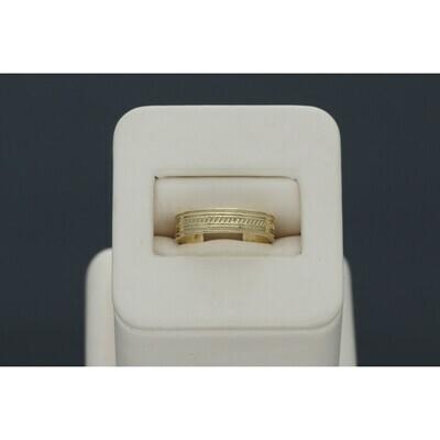 10 karat Gold Fancy Toe open Ring W: 1.2g ~