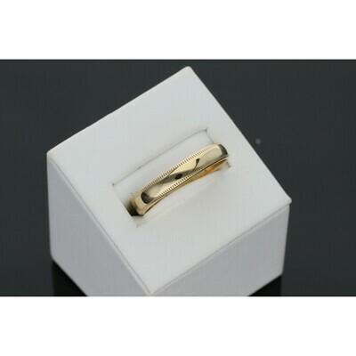 14 karat Gold Wedding Band Ring