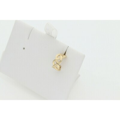 14 Karat Gold Ear Cuff Earring ~