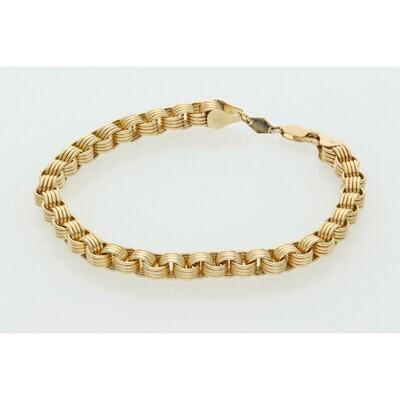 10 Karat Gold Alexander Bracelet