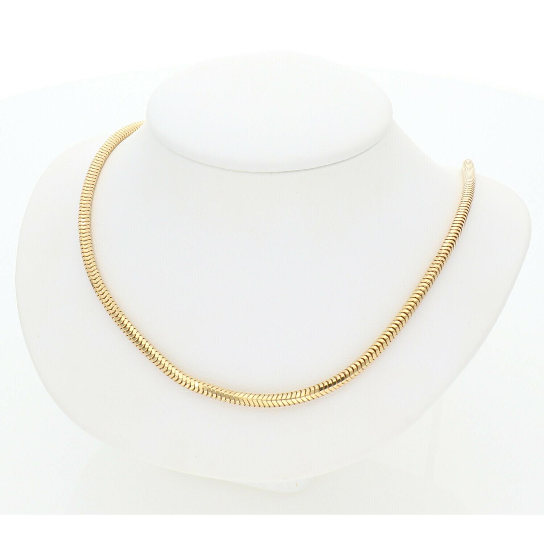 10  Karat Gold Snake Chain