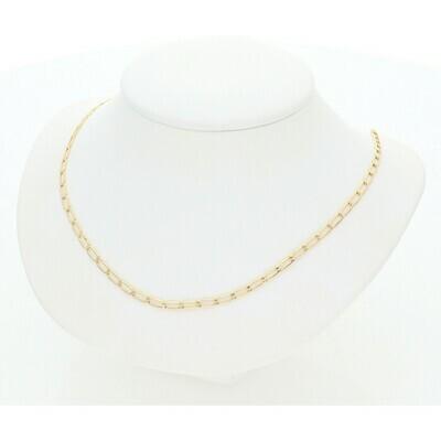 10 Karat Gold Clip Chain