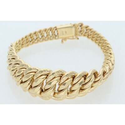 10 Karat Gold Princess Bracelet