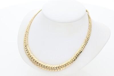 10 Karat Gold Italian Miami Cuban Link Chain Double Width