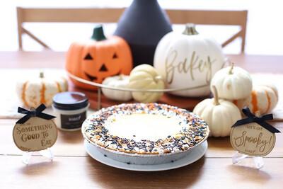 """2021 - 9"""" Halloween Pie"""