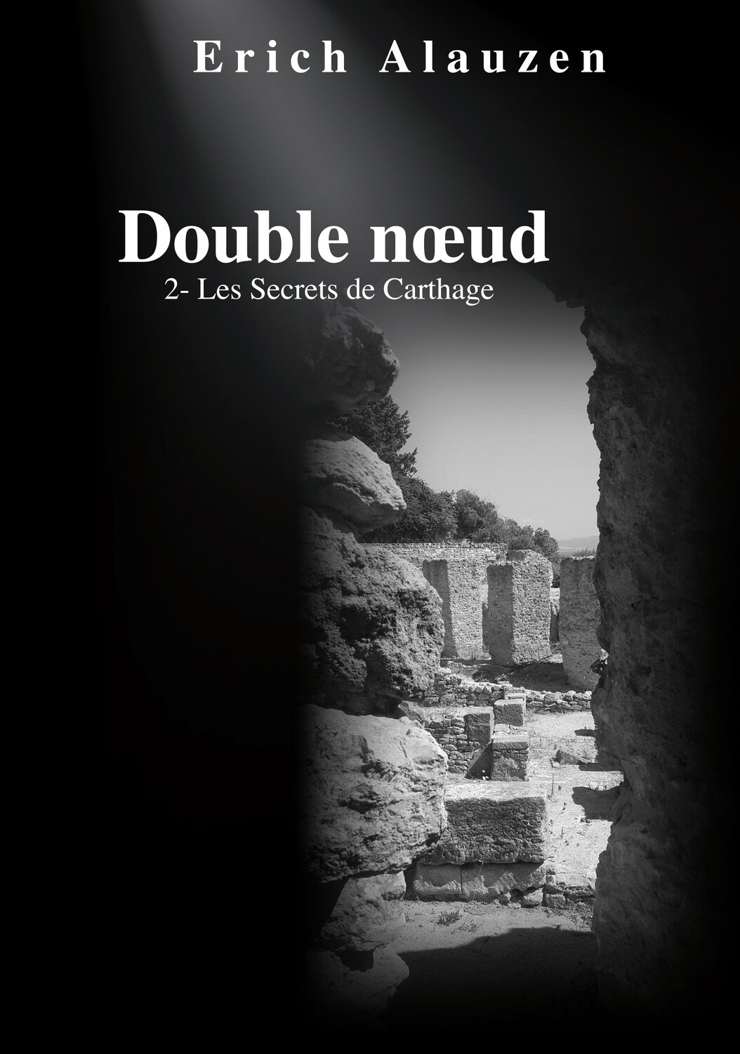 Double noeud 2- Les Secrets de Carthage  par Erich ALAUZEN - Version imprimée