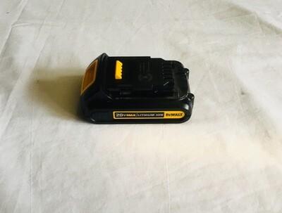DEWALT 1.3Ah 20V Battery