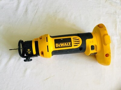 DEWALT 18 V Cordless Rotozip/ Cut-Out Tool ( Tool Only)