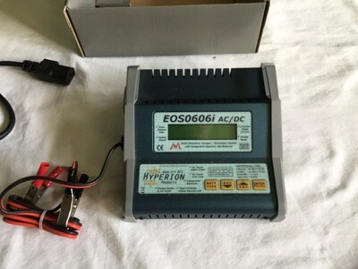 Hyperion EOS0606i AC/DC Multi- Chemistry Charger/ Discharger System