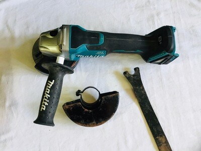 "Makita LXT 4-1/2"" Cordless Brushless Angle Grinder 18V ( Bare Tool)"