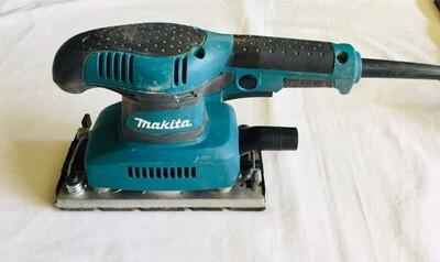 """Makita 1/3"""" Finishing Sander, Model No.BO3710"""