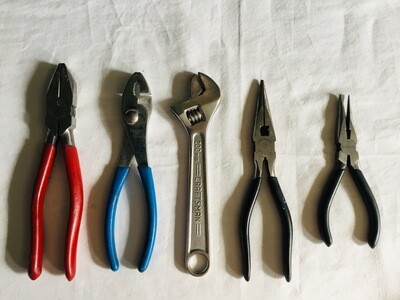 Miscellaneous Tools And Pliers