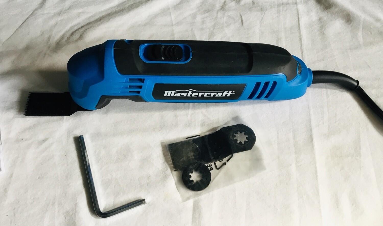 MASTERCRAFT Corded Oscillating Tool