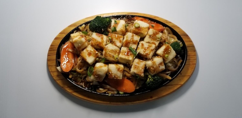 Tofu Yakiudon