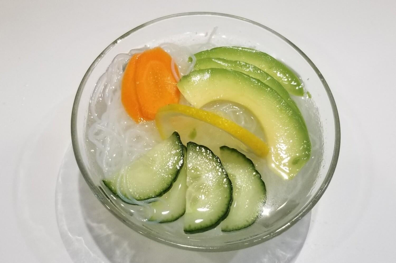 Veggie Sunomono
