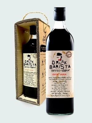 Drunk Barista Coffee + Vodka