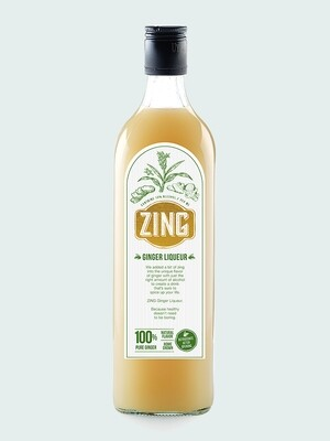 Zing Ginger Liqueur