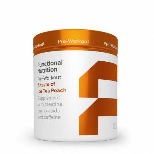 Pre Workout 320g - Ice Tea Peach