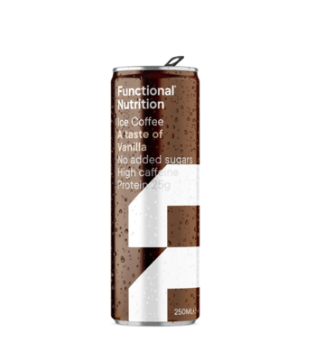 Ice Coffee 250ml - Vanilla
