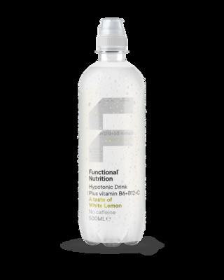 Isotonic Drink 500ml - White Lemon