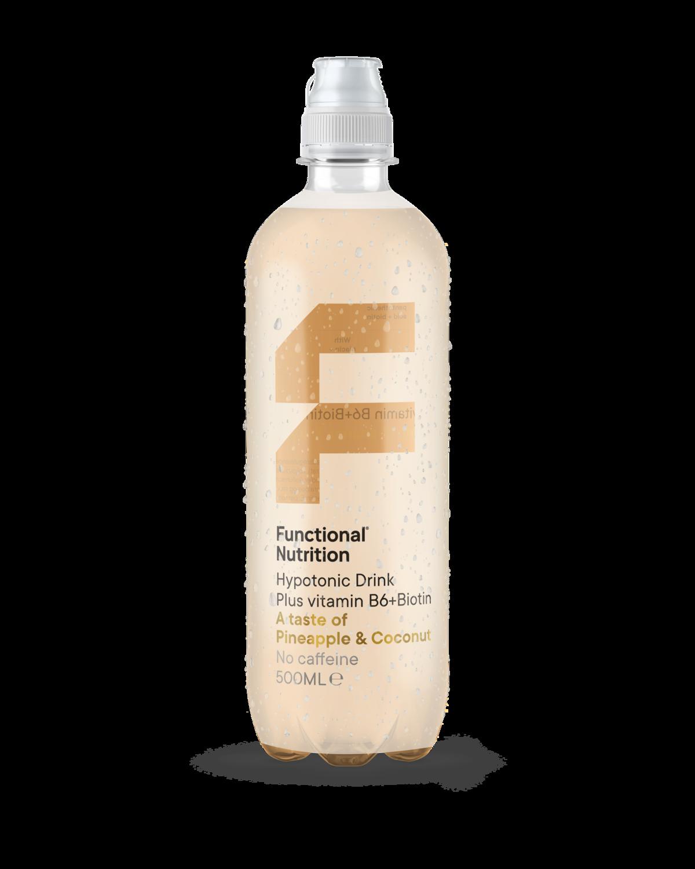 Isotonic Drink 500ml - Pineapple Coconut