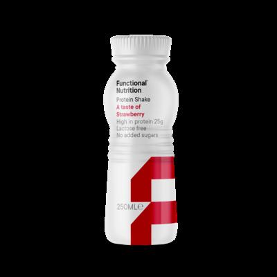 Protein Shake 250ml - Strawberry