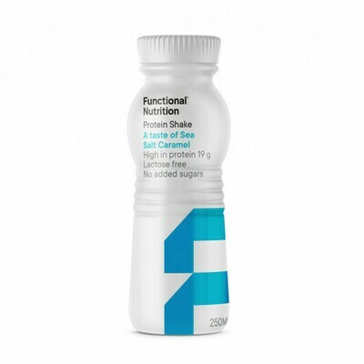 Protein Shake 250ml - Sea Salt Caramel