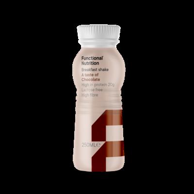 Breakfast Protein Shake 250ml - Chocolate