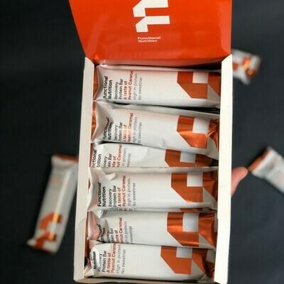 Recovery Protein Bar 55g - Peanut Caramel - 12 stk