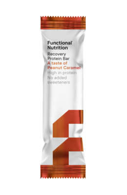 Recovery Protein Bar 55g - Peanut Caramel