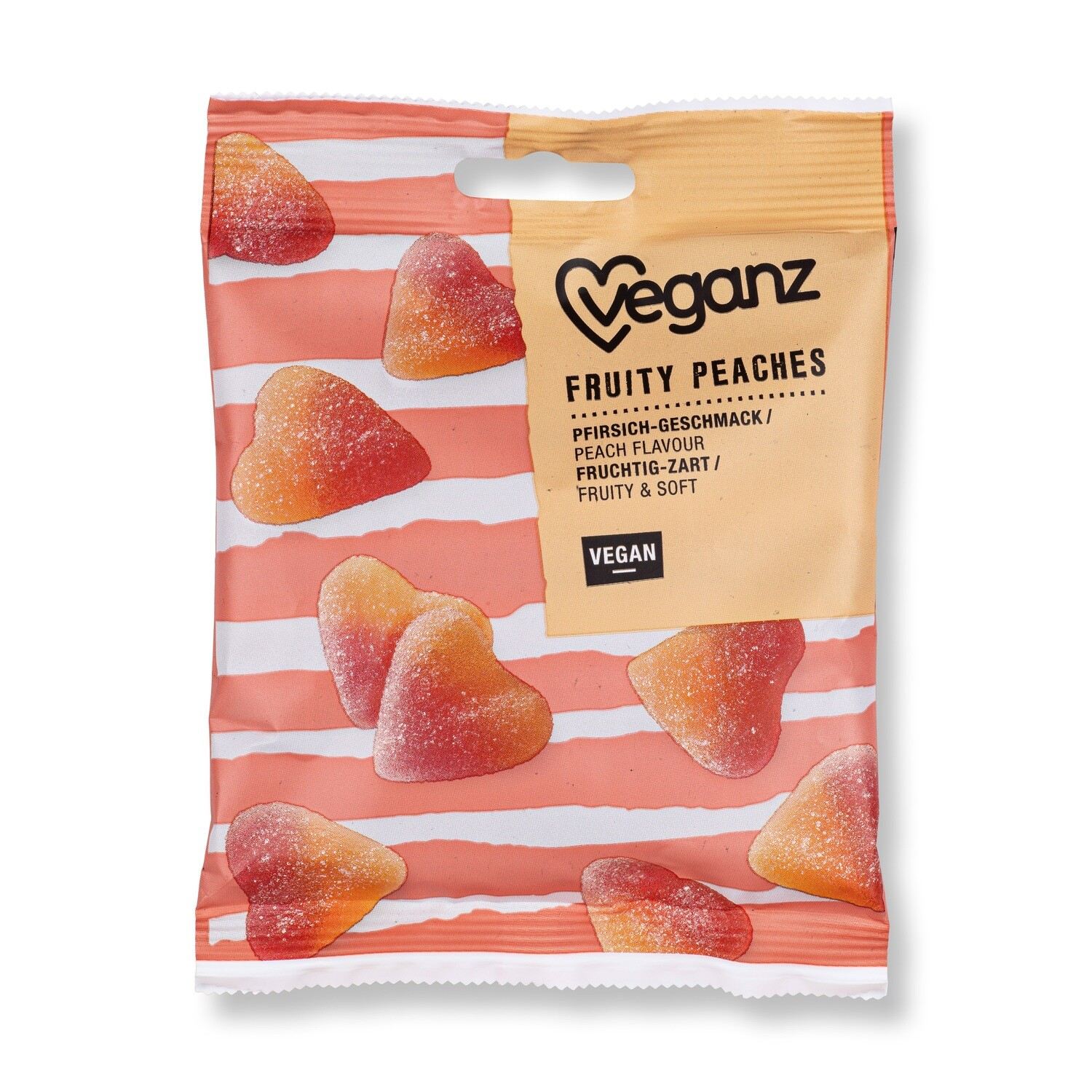Fruity Peaches 100g
