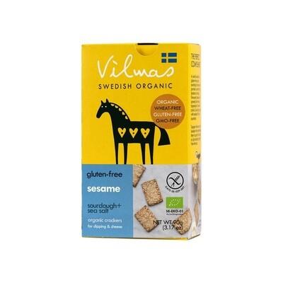 Sesame Organic Crackers (90g)