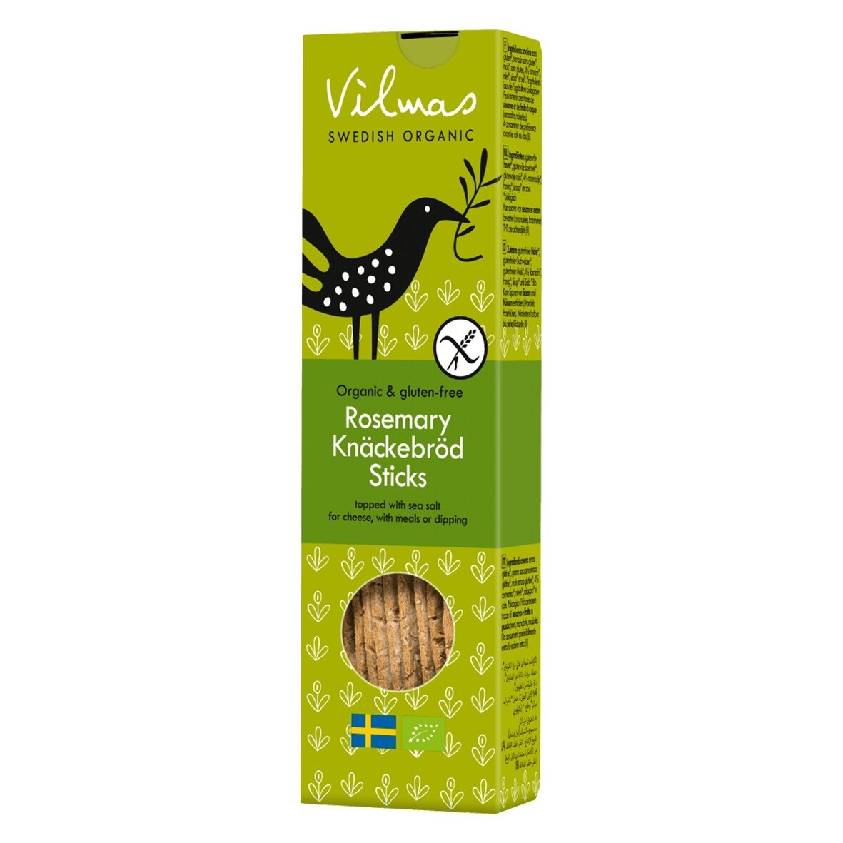 Rosemary Organic Sticks 120g