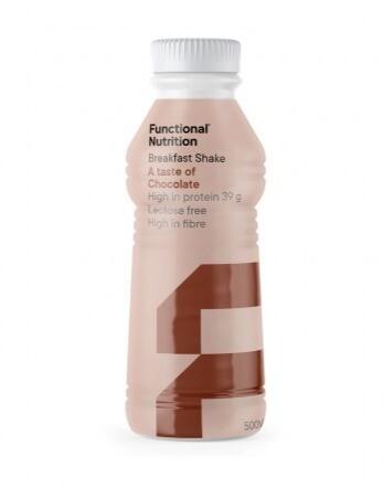 Breakfast Protein Shake 500ml - Chocolate