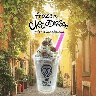 Frozen Choco Dream (with Kinder Bueno)