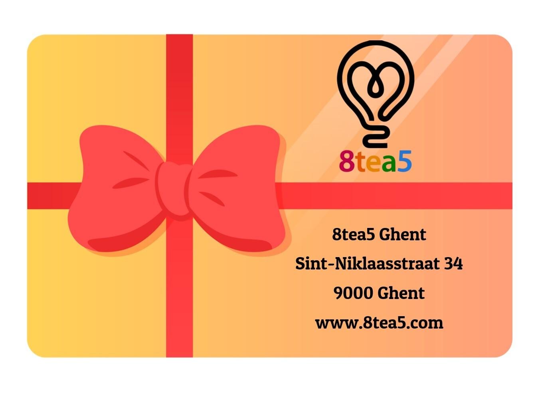 8tea5 Gift card