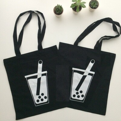 8tea5 Tote Bag [Bubble Tea]