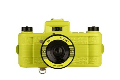 Sprocket Rocket SUPERPOP! - Yellow