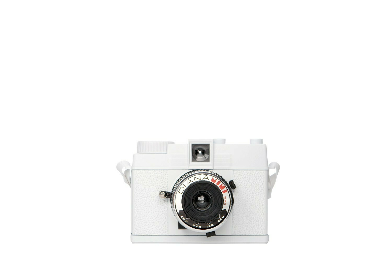 Diana Mini White 35mm