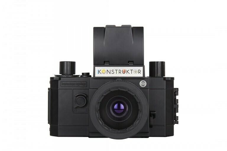 Konstruktor DIY Camera 35mm