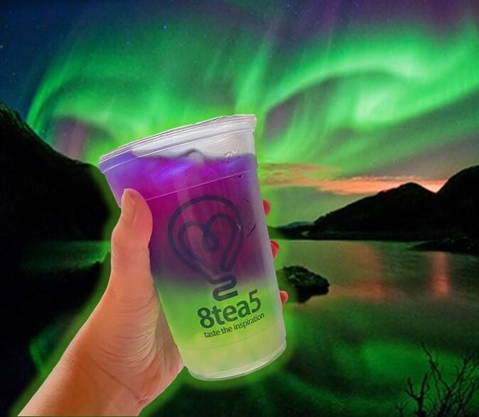 Aurora Bubble Tea