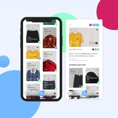 iOS & Android Online Shopping Application
