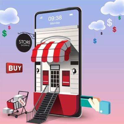 Ezi-Cart Online Store