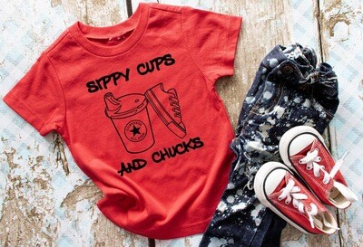 SIPPY CUPS AND CHUCKS