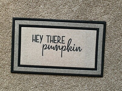 HEY PUMPKIN