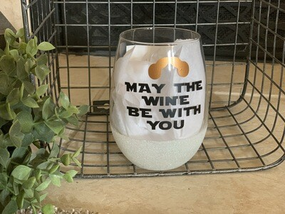 Wine be with you