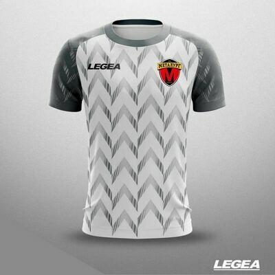 Виїзна ігрова футболка МФК Металург - Legea